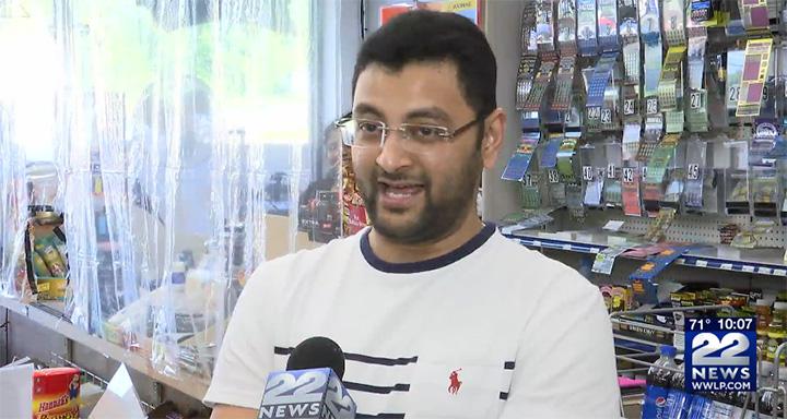 family returns 1 million lottery ticket to customer