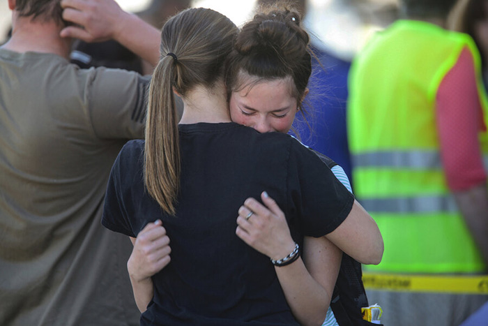 how love stopped a school shooter