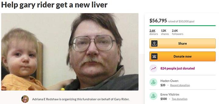 boomer facebook group liver transplant