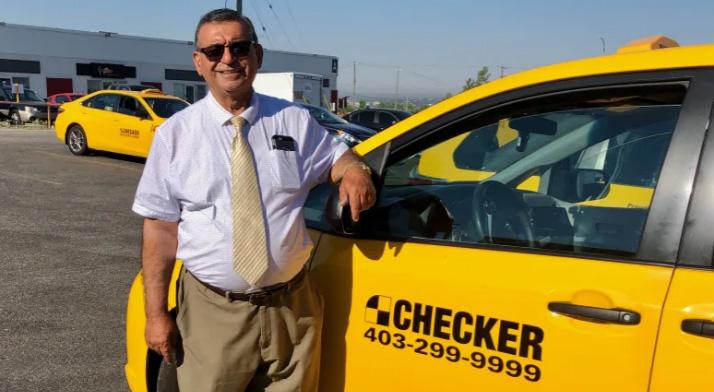 cab driver good news