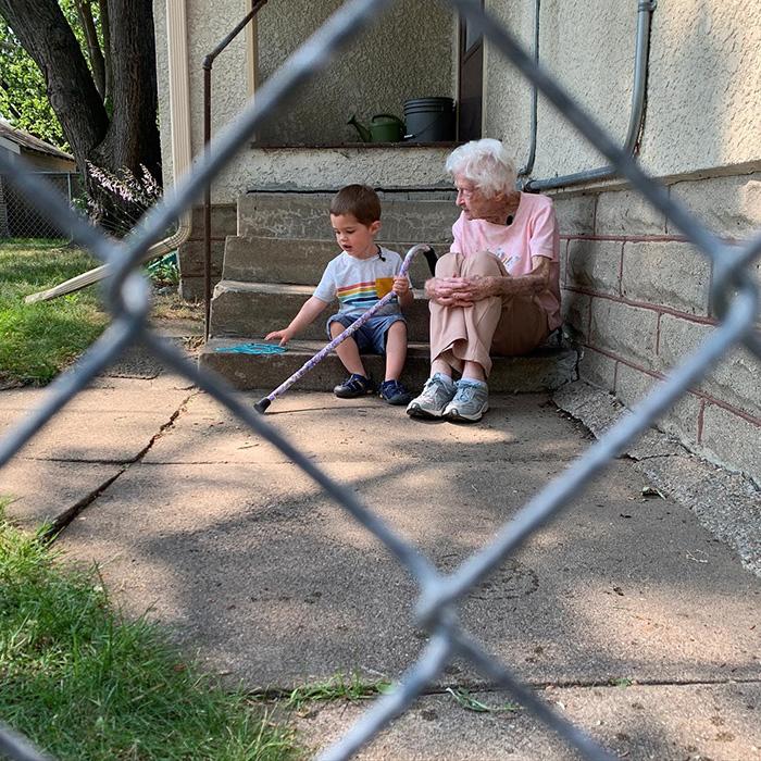 benjamin and mary neighbors