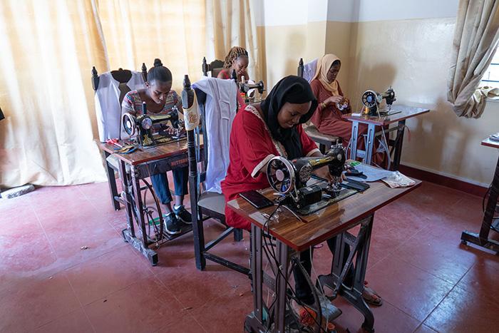 Maja Kotala Sewing Together