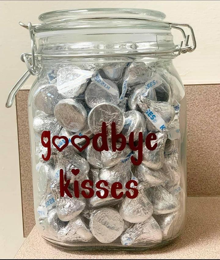 goodbye kisses dog euthanasia