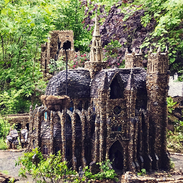 pebble castles georgia