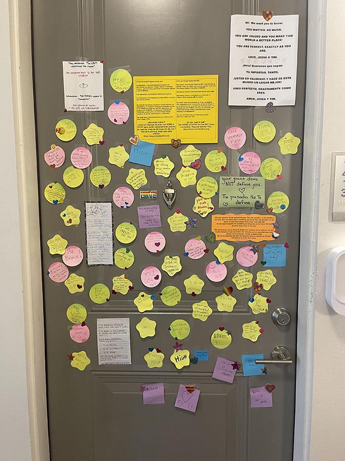door of kindness
