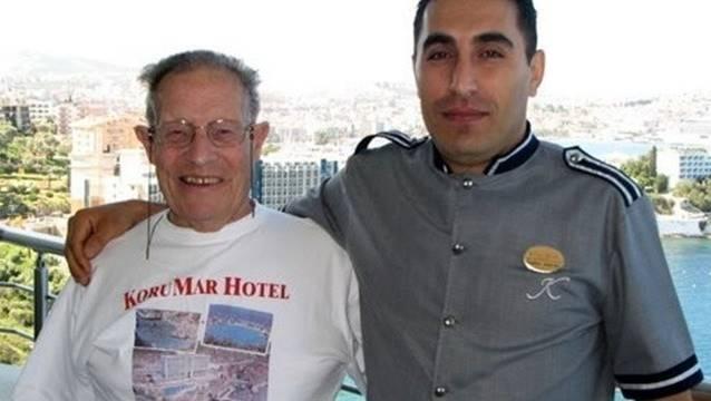 hotel tourist gifts bellboy fortune