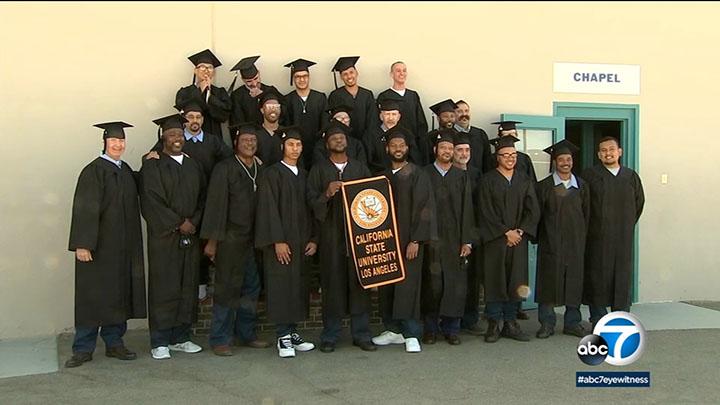 inmates get bachelors degrees california prison